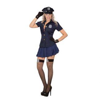 SEXY POLICE WOMENS SHIRT
